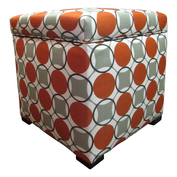 Tami Storage Ottoman by Sole Designs