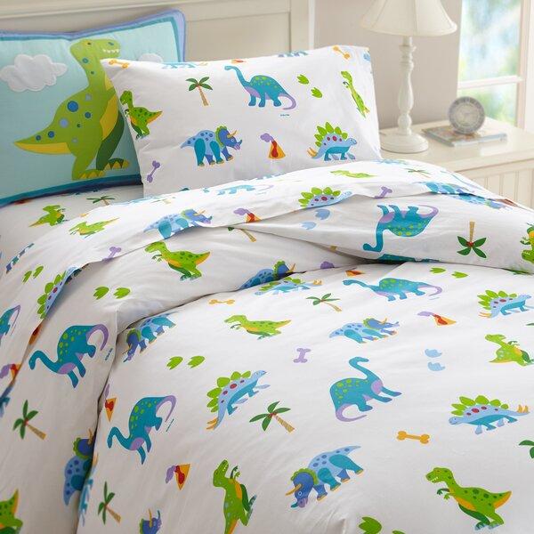 Olive Kids Dinosaur Land Cotton Duvet Set by Wildkin