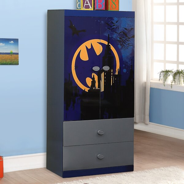 Batman Armoire by O'Kids Inc.