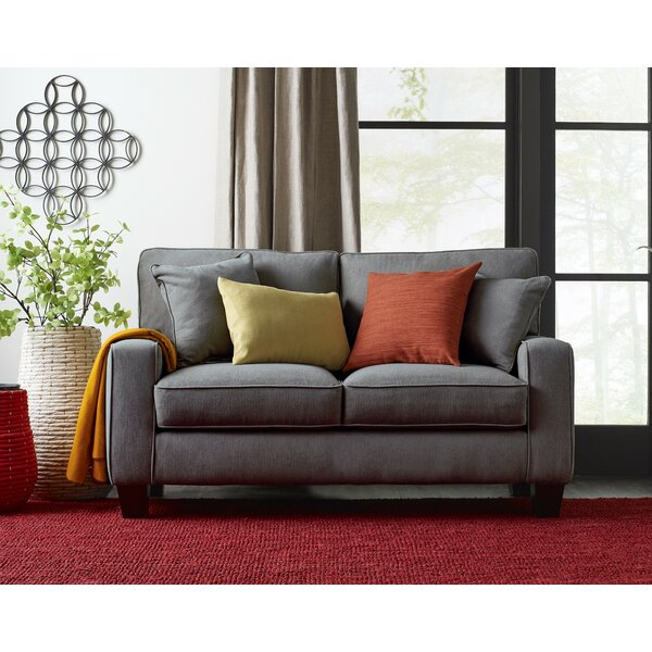 Our Offers Rigoberto Loveseat by Winston Porter by Winston Porter