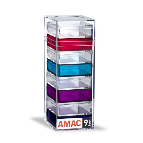 Chroma 8 Container Food Storage Set by AMAC