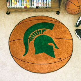 NCAA Michigan State University Basketball Mat by FANMATS