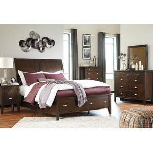 Evanburg Panel Configurable Bedroom Se..
