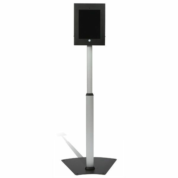Floor Stand Lockable iPad Holder Accessory by MT Displays
