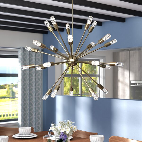 Kendall 24-Light Chandelier by Langley Street