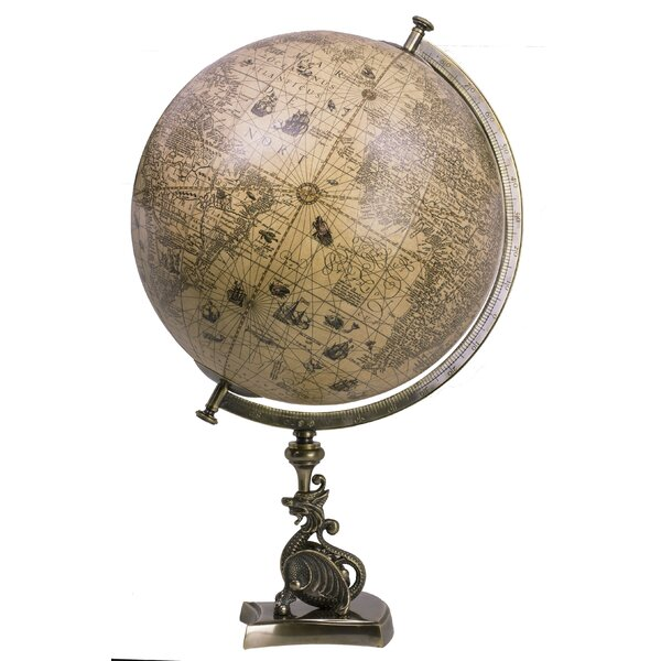 Dragon Globe by Authentic Models