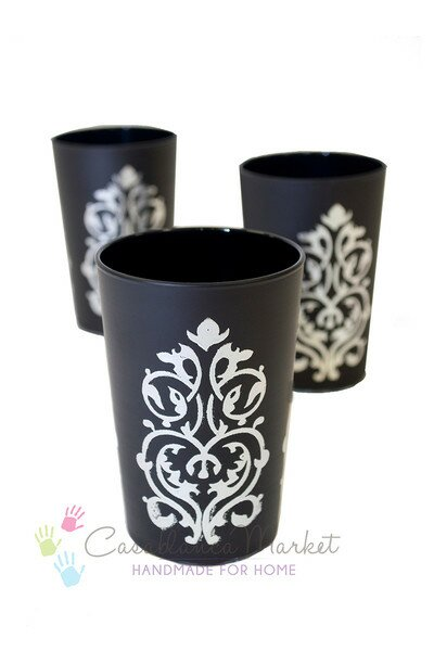 Luxury Imilchil Tea Glass (Set of 6) by Casablanca Market