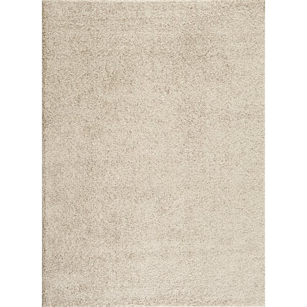 Caressa Cream Area Rug by Zipcode Design