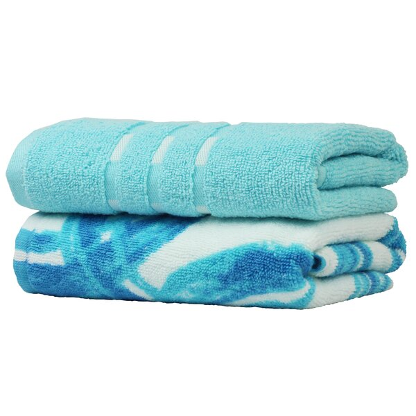 Gym 2 Piece Hand Towel Set by Fuse Sport