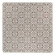Freestyle™ Deco Brick/Beige Area Rug by Mannington
