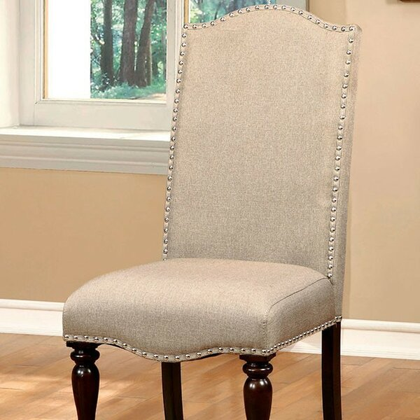 Meagan Upholstered Dining Chair (Set Of 2) By Rosdorf Park Rosdorf Park
