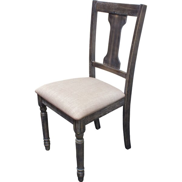 Dunwoody Side Chair (Set of 2) by Three Posts