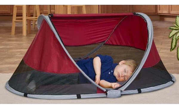 Peapod Travel Play Tent with Carrying Bag by KidCo