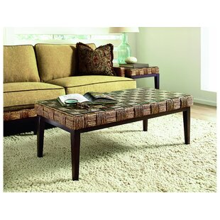 Abaca Island 2 Piece Coffee Table Set Braxton Culler