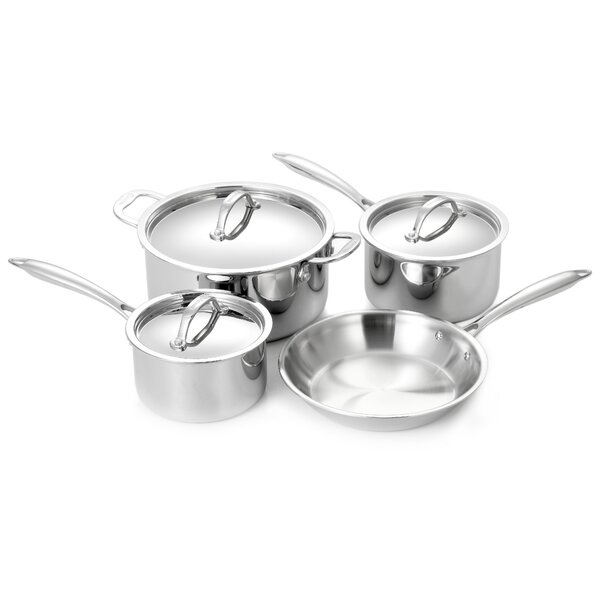 Super Elite 1.05-qt Covered Saucepan by Cuisinox