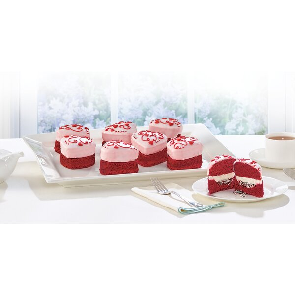 Fillables Non-Stick Mini Heart Cake Pan by Baker's Advantage