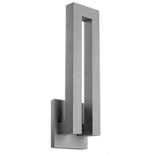 Comparison Forq LED Outdoor Sconce By Modern Forms