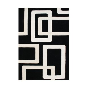 Compare & Buy New Zealand Handmade Black Area Rug By Alliyah Rugs