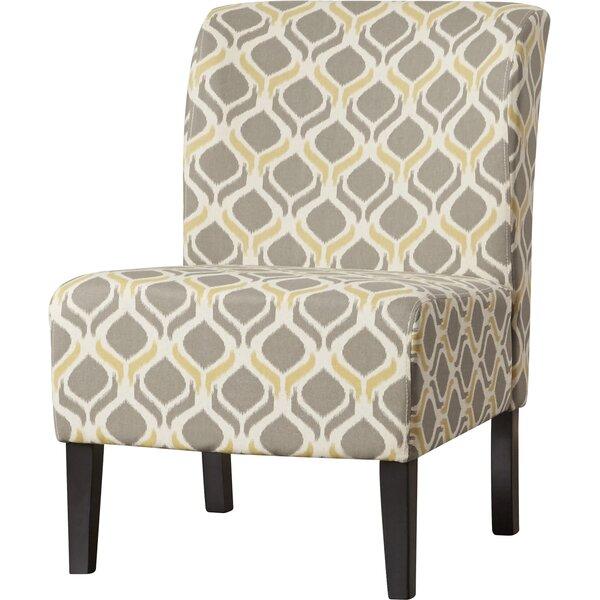 Cataldo Slipper Chair by Winston Porter Winston Porter
