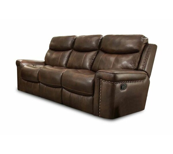 Buy Online Quality Hubble Reclining Sofa by Red Barrel Studio by Red Barrel Studio