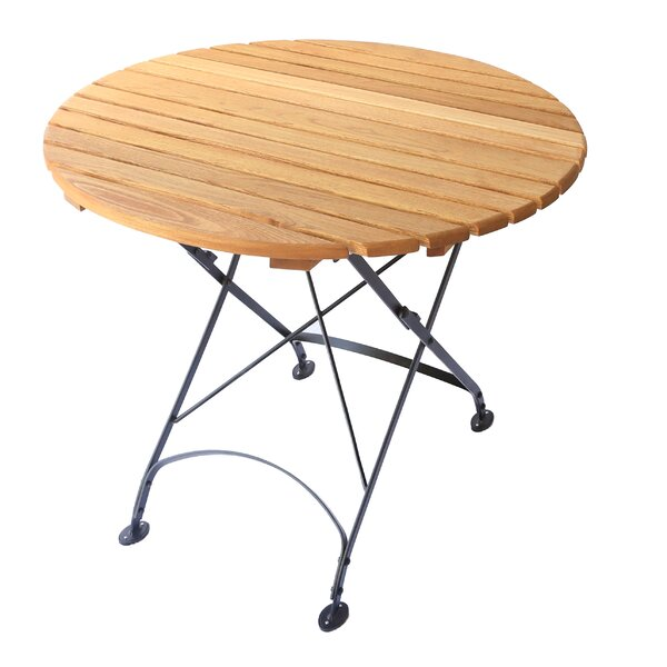 Dowe Folding Dining Table by August Grove August Grove