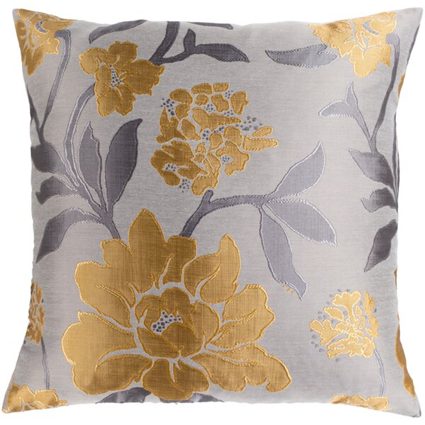 Blossom Throw Pillow by Surya