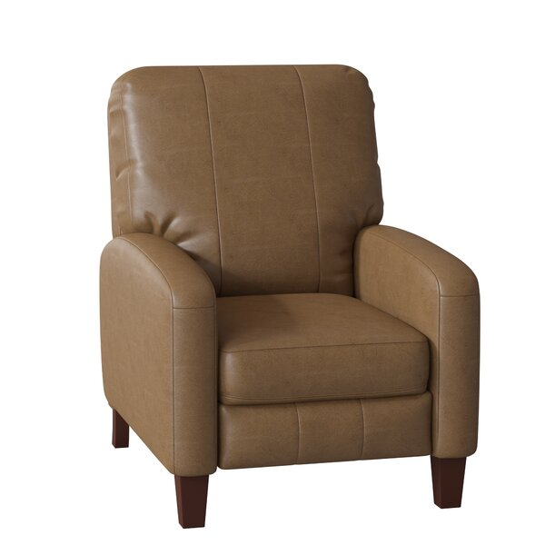 Breckenridge Leather Hi-Leg Recliner by Southern Motion Southern Motion
