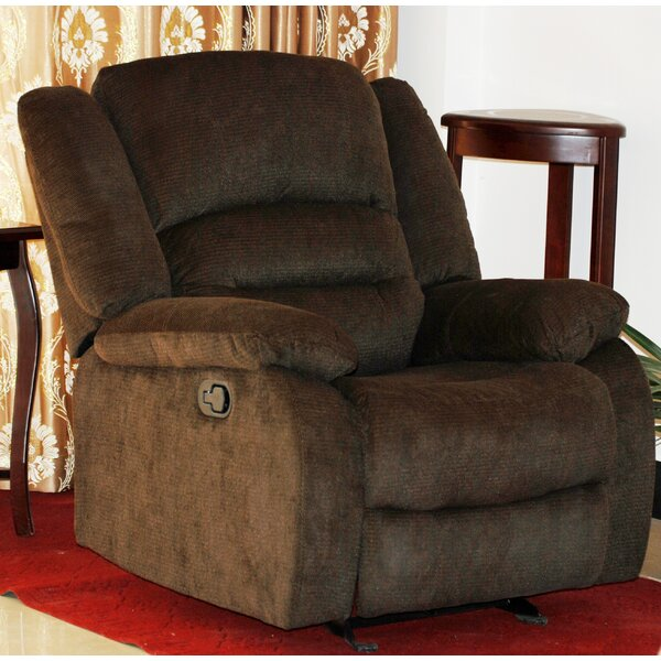 Hillyer Manual Rocker Recliner