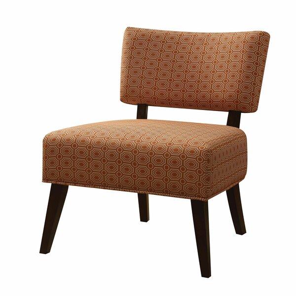 Montello Slipper Chair by Latitude Run