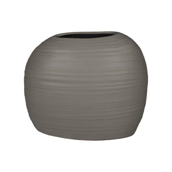 Powell Ceramic Table Vase by Orren Ellis