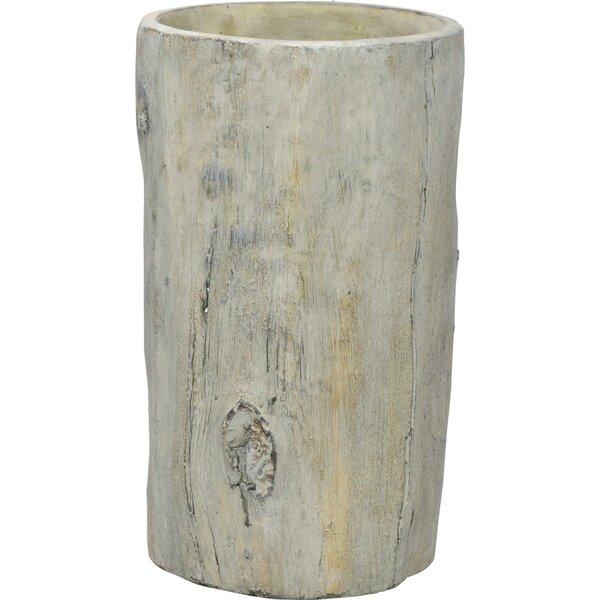 Grotto Stone Pot Planter by JANUS et Cie
