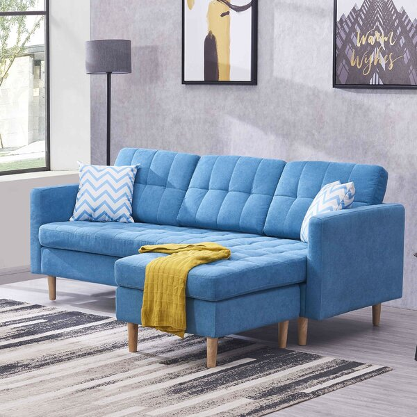 Denney Reversible Modular Sectional By George Oliver