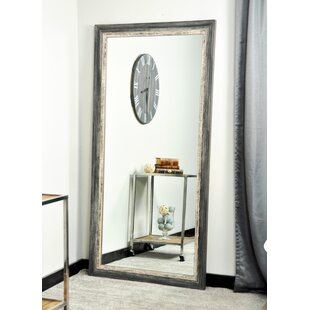 Clearance Weathered Harbor Accent Mirror By Brandt Works LLC