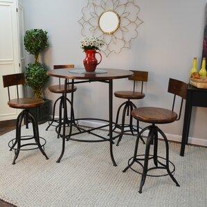Nevada Adjustable Height Swivel Bar Stool & Short Bar Stools Youu0027ll Love | Wayfair islam-shia.org
