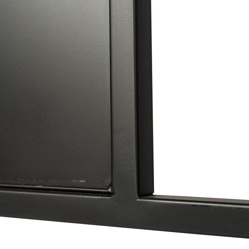 Brayden Studio Chambers Open Frame Headboard Amp Reviews