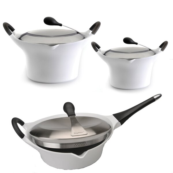 Auriga 6-Piece Cookware Set by BergHOFF International