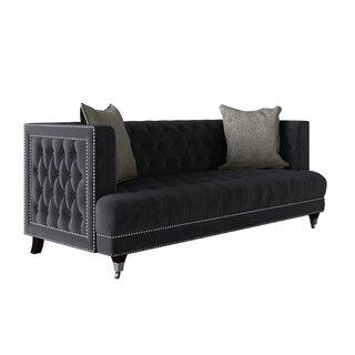 Wellington Sofa by Handy Living SKU:BE124564 Description