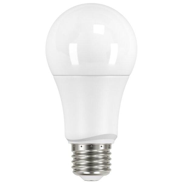 10W E26 Medium Standard LED Light Bulb (Set of 6) by Satco