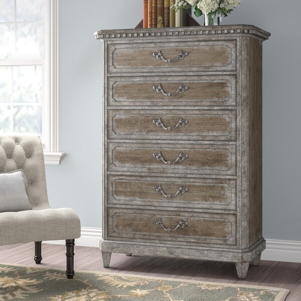 True Vintage 6 Drawer Chest by Hooker Furniture