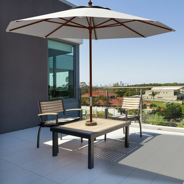 Julian Beach Umbrella by Highland Dunes Highland Dunes