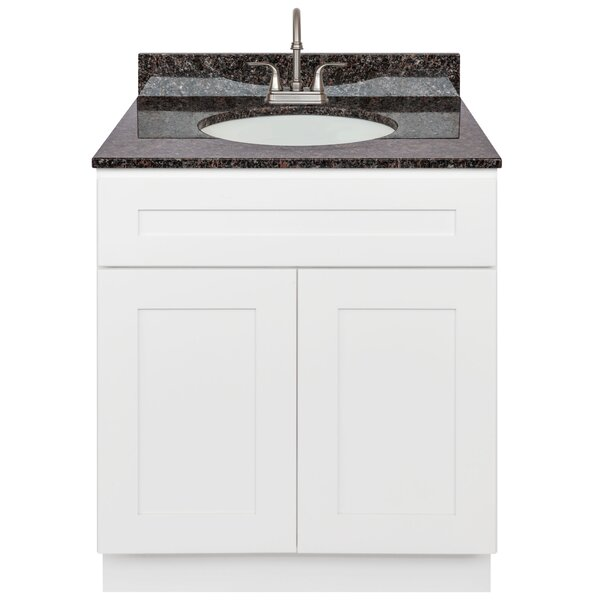 Stiner 30 Single Bathroom Vanity Set by Winston Porter