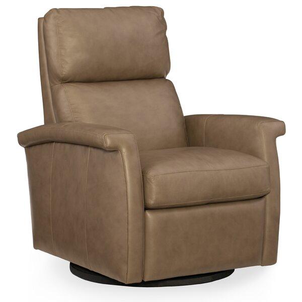 Rosalie Swivel Recliner by Hooker Furniture
