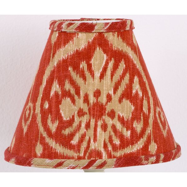 Zechariah 9 Fabric Empire Lamp Shade by Zoomie Kids