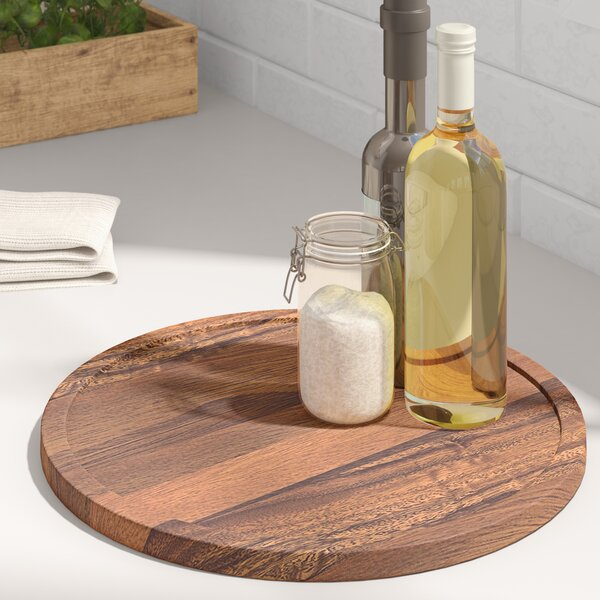 Woodmont Lazy Susan by Zipcode Design