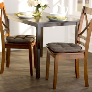 Dining Chair Seat Cushions You\'ll Love | Wayfair