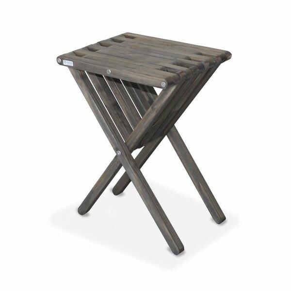 Cross Legs End Table By GloDea