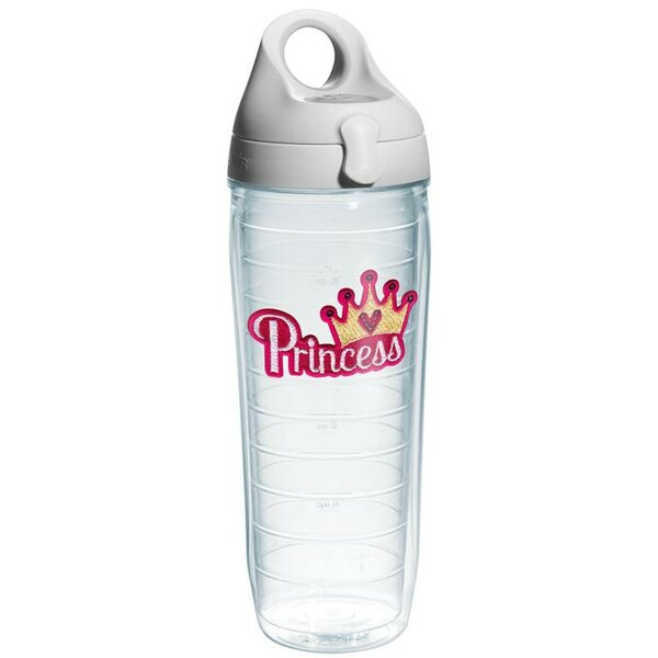 Totally Kids Princess Water Bottle Plastic by Tervis Tumbler