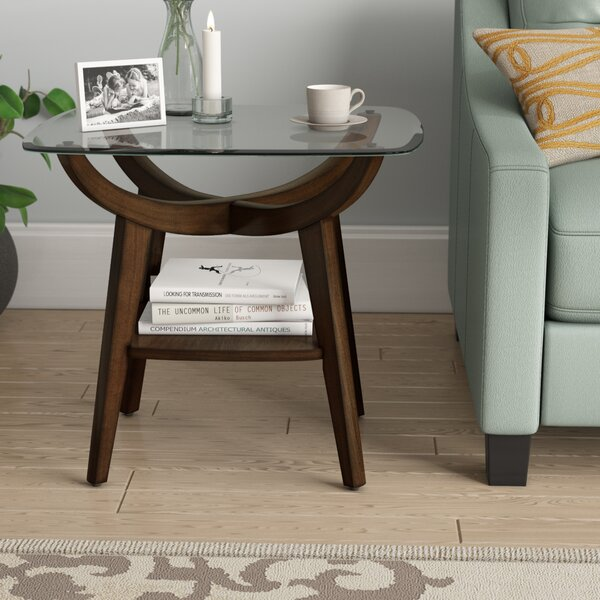 Bitter Creek End Table by Red Barrel Studio