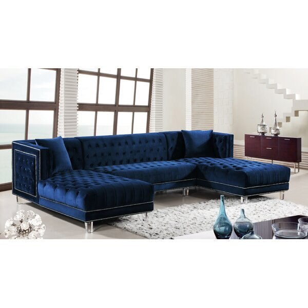 Suzanne Sectional by Willa Arlo Interiors