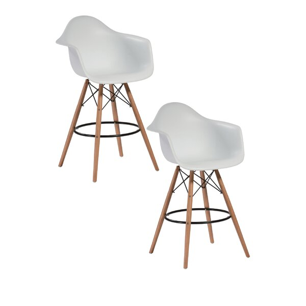 Ducks Bar Stool (Set of 2) by Corrigan Studio